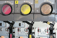 Тонер для машины принтера Стоковая Фотография
