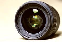 Тонизированная monochrome предпосылка объекта пирофакела объектива Стоковые Фотографии RF