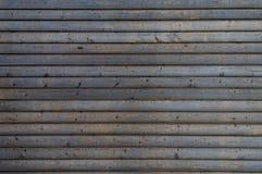 Тонкие деревянные планки Стоковое фото RF