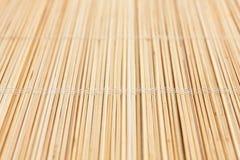 Тонкий покрашенный свет бамбуковым Стоковое Изображение