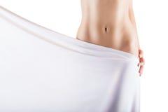 Тонкое тело womans Стоковое Изображение RF