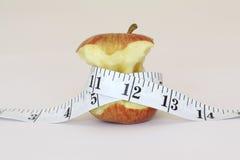 Тонкое яблоко Стоковая Фотография