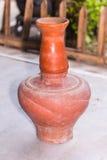 Тонна Nam, северная польза агашка стиля Таиланда для содержит воду Стоковое фото RF