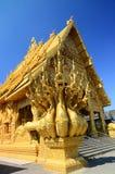 Тонна Nan Таиланд лотка Wat Sri Стоковое Фото
