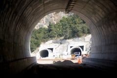 тоннели Стоковые Изображения