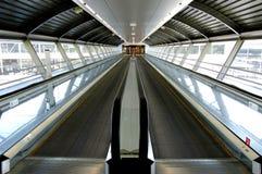 тоннель авиапорта стоковое фото rf