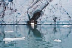 тоннель айсберга Стоковое Изображение