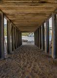 Тоннель безопасностью, для пешеходного перехода Стоковые Фото
