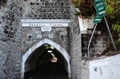 Тоннель Гренада Sendall стоковое изображение