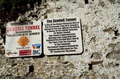 Тоннель Гренада Sendall стоковые изображения