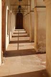 тоннель замока Стоковая Фотография