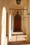 тоннель замока Стоковые Фотографии RF