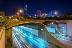 Тоннель Сайгона подземный Стоковое Изображение RF