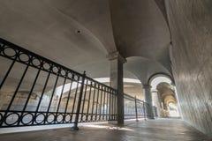 Тоннель тротуара, улица положения Стоковое Фото
