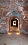 тоннель форта Стоковые Фото