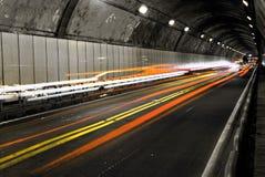 тоннель цвета Стоковое Фото