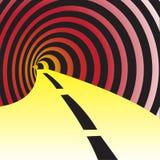 тоннель иллюстрация вектора