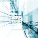 Тоннель архитектора Стоковое Изображение RF
