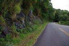 Тоннель горы Стоковое Изображение RF