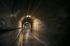 Тоннель запруды Hoover Стоковое фото RF