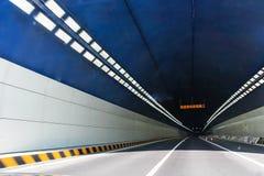 Тоннель залива Jiaozhou подводный в Qingdao, Китае стоковое фото
