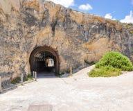 Тоннель китобойного судна: Fremantle, западная Австралия Стоковая Фотография