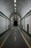 Тоннель к нигде Стоковые Изображения