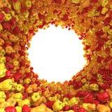 Тоннель Сircular слив Стоковая Фотография