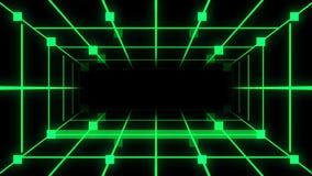 Тоннель цифров (безшовная петля) сток-видео