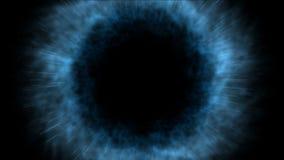 тоннель шторма рая рая 4k, канал души вселенной, вероисповедание бога, муха в облаке иллюстрация штока