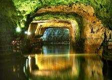 Тоннель Matsu Beihai стоковая фотография rf