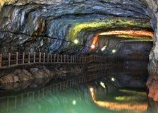 Тоннель Matsu Beihai стоковое изображение