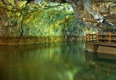 Тоннель Matsu Beihai стоковое изображение rf