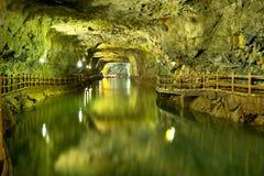 Тоннель Matsu Beihai стоковые изображения rf