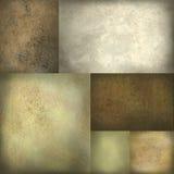 тон плана земли предпосылки коричневый Стоковые Изображения RF