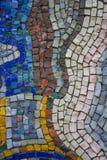 тон текстуры квадрата земли предпосылки Стоковые Изображения
