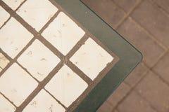 тон текстуры квадрата земли предпосылки Стоковые Изображения RF