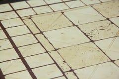 тон текстуры квадрата земли предпосылки Стоковая Фотография