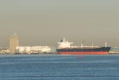 топливозаправщик гавани Стоковые Изображения