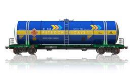 топливозаправщик железной дороги газолина автомобиля бесплатная иллюстрация