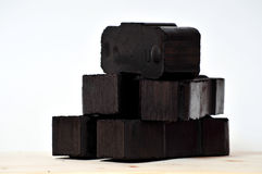 топливо энергии угля Стоковое фото RF
