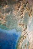 топография карты стоковое изображение rf
