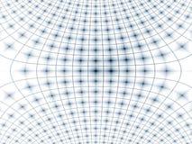 топология шаблона teal Стоковая Фотография