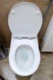 Топя туалет Стоковая Фотография
