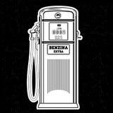 Топливо Pump_1 Стоковое Изображение RF