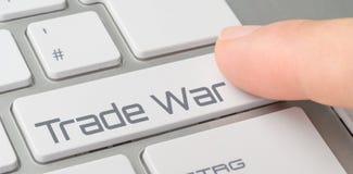 Торговая война стоковое фото