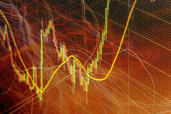 Торговая операция валют Стоковое Изображение