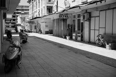 Торговая улица Стоковые Изображения