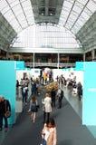 Торговая ярмарка Art15 в Олимпии Лондона Стоковые Изображения RF