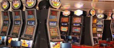 Торговые автоматы Стоковая Фотография